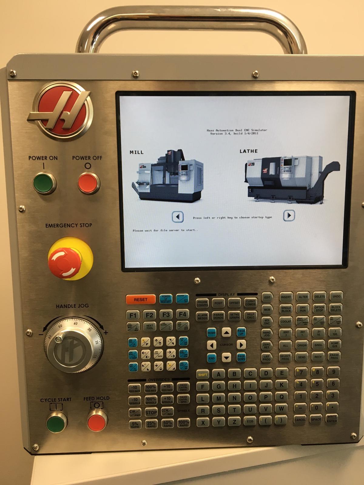 Aufbaukurs Drehen - HAAS / Programmierung - Inhousetraining Bielefeld
