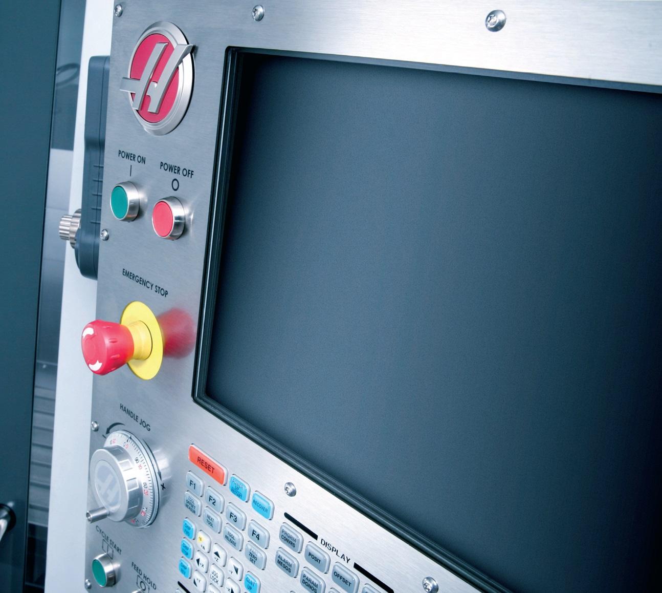 Haas Serviceeinsatz buchen - Stillstände - Diagnose - Reparatur - vorbeugende Wartung - Ersatzteilbeschaffung